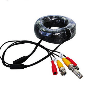 15M CCTV Cable BNC Video Power