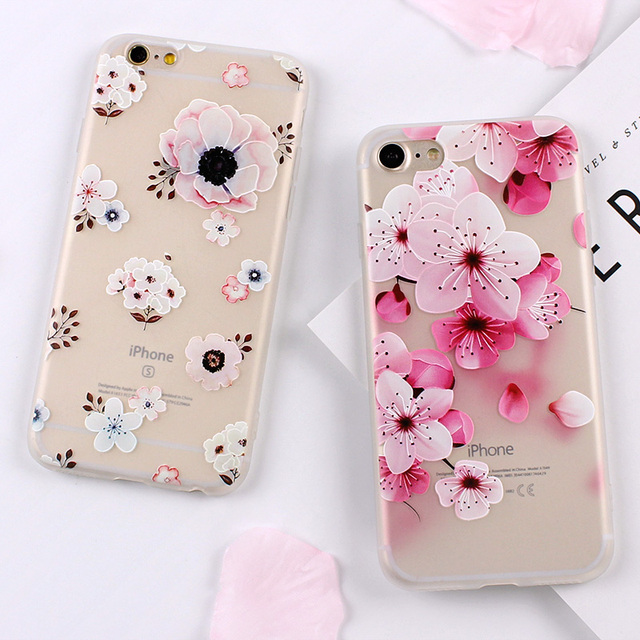 Ultra-thin Simple Scrub Silicone Phone Cases For iphone 6 6S 8 7 Plus Soft Back Cover 4