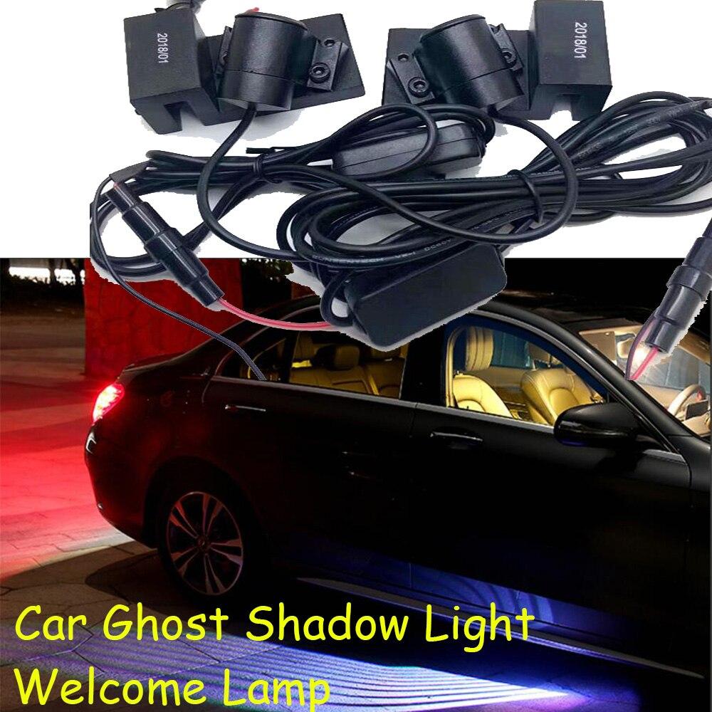 car accessories,LED,Durango door Light,Sprinter,Vision,Omni Nitro Magnum caravan Dart daytime light,Ghost Shadow Light,helmet ghost light
