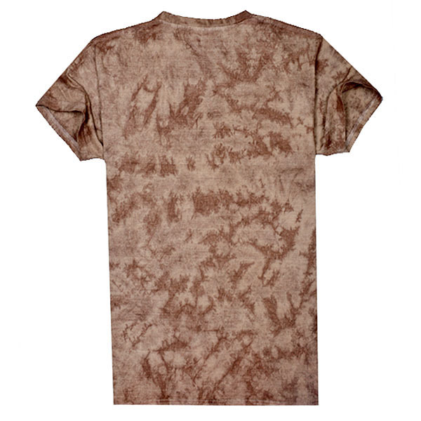 Hot Fashion Men Short Sleeve 3d T Shirt Cotton Animal Rhino Printing T Shirt Men's Summer Tees Tops Free Shipping - 4