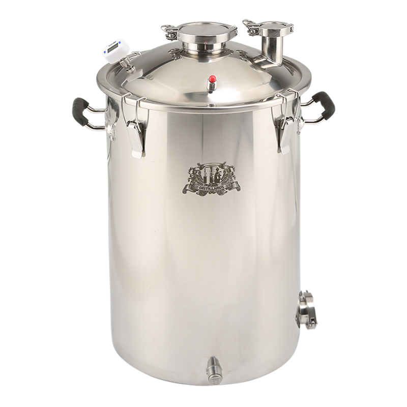 55L (14Gal) Caldaia, Birra serbatoio, Distillery serbatoio in acciaio inox 304