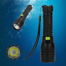 Rechargeable 3000LM Diving XM-L2 LED Head Bicycle Light Bike Lamp Lantern Led Lamp Underwater