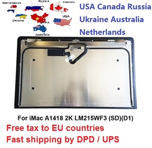 "Image 1 - חדש LCD מסך תצוגה עבור iMac 21.5 ""A1418 2k lcd מסך LM215WF3(SD)(D1) d2 D3 D4 D5"