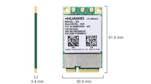 JINYUSHI for ME209u-526    4G 100% NEW&Original Genuine Distributor Mini PCIE LTE FDD   Module Free Shipping jinyushi for 5pcs lot sim7100a 4g 100% new