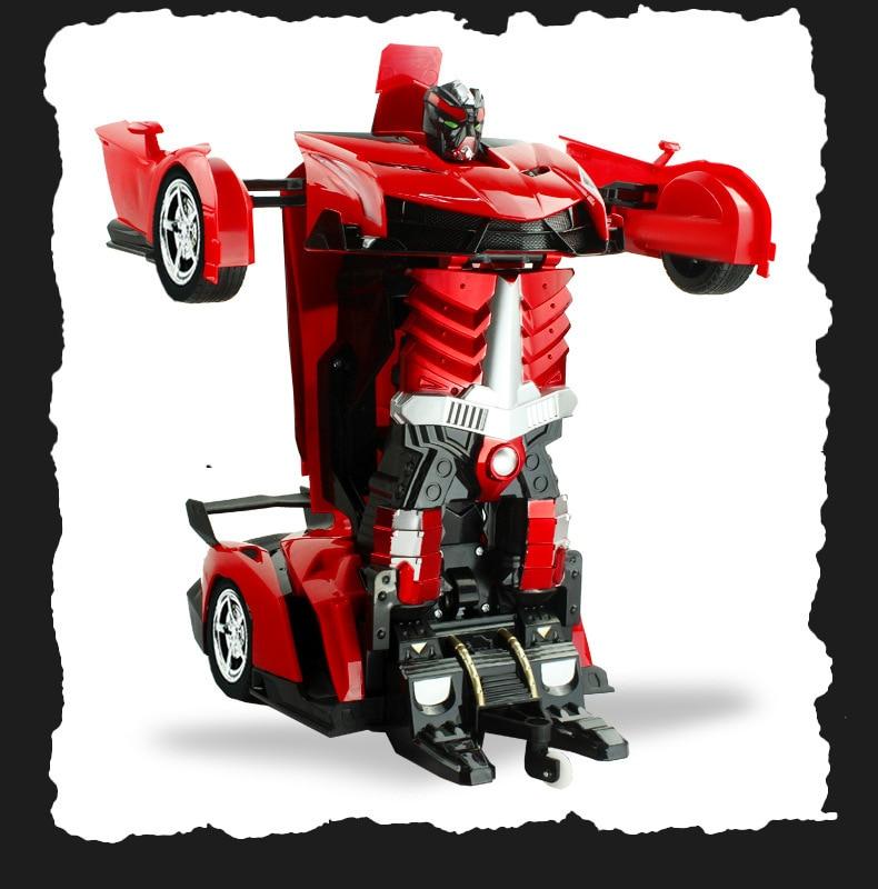 2In1-RC-Car-Sports-Car-Transformation-Robots-Models-Remote-Control-Deformation-Car-RC-fighting-toy-KidsChildrens-Birthday-GiFT-2