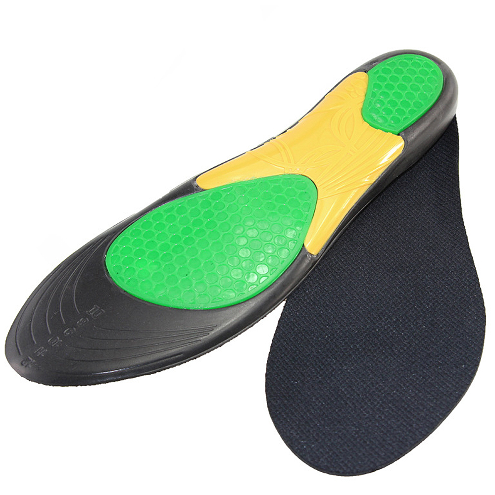 MWSC New PU Man Shoes Insoles Soft Shock Absorption Light Insole Special Design Shoepad for Basketball expfoot orthotic arch support shoe pad orthopedic insoles pu insoles for shoes breathable foot pads massage sport insole 045