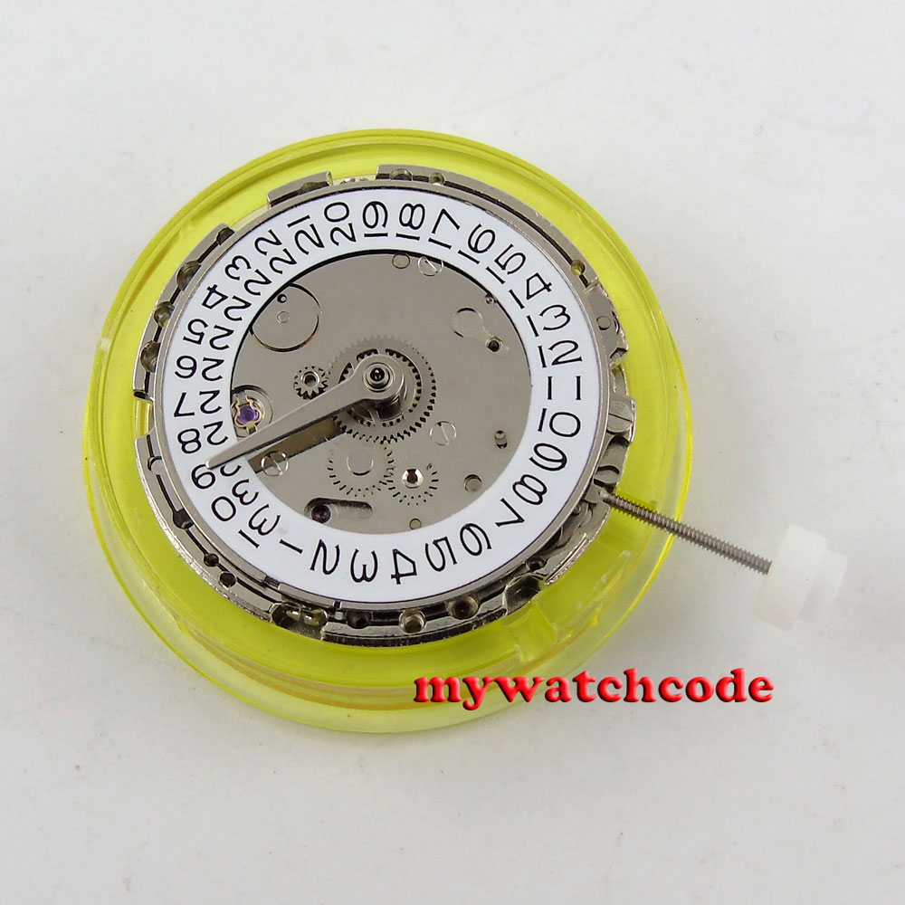 Mingzhu 3804 GMT and date automatic mechanical movement M12Mingzhu 3804 GMT and date automatic mechanical movement M12