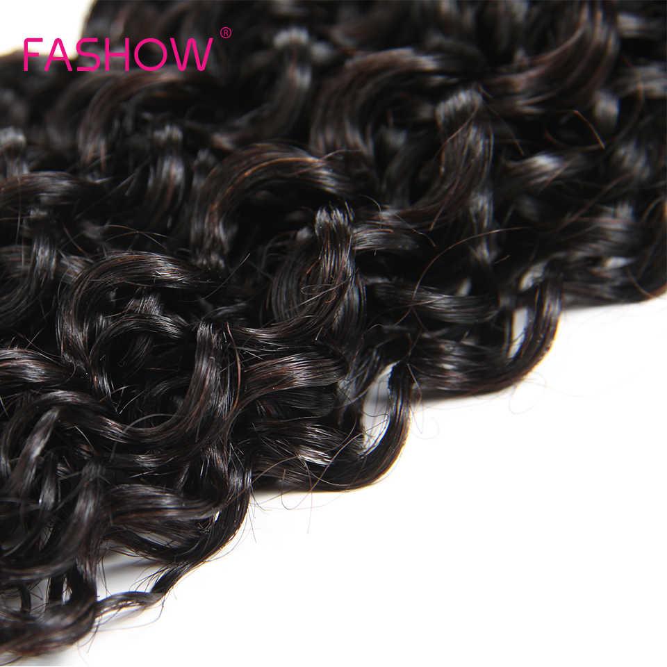 Малазийские вьющиеся волосы, 4 пучка, 100% человеческие волосы, Переплетенные пучки, натуральный черный цвет, не Реми волосы для наращивания 16, 18, 20, 22, 24, 26 дюймов