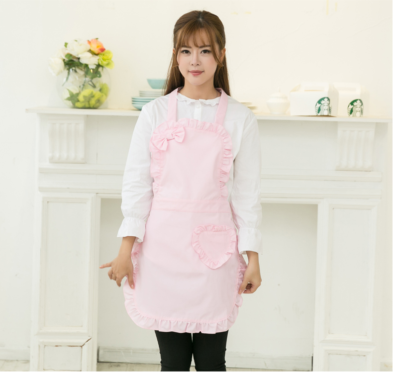Pink Victorian Lace Apron Pinafore Maid Cinderella Princess Edgefold Waterproof Home Kitchen Waiter CottonTablier de Cuisine-in Aprons from Home u0026 Garden on ...  sc 1 st  AliExpress.com & Pink Victorian Lace Apron Pinafore Maid Cinderella Princess Edgefold ...