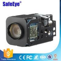 Free shipping CCTV Sony Camera Zoom Module FCB EX48CP Colour CCD 18X BLOCK CAMERA