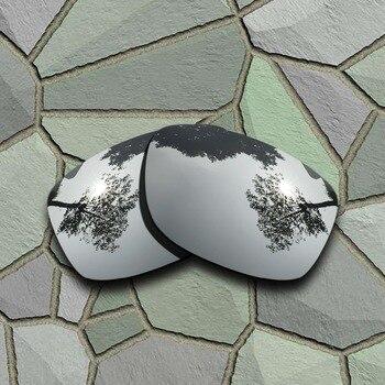 3b50c43b30 Cromo gafas de sol polarizadas lentes Oakley Jupiter al cuadrado - a ...