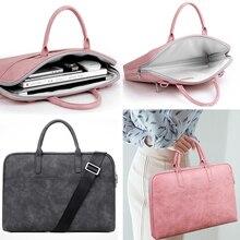 Новая модная сумка для ноутбука 13 14 15 дюймов Тетрадь рукава чехол для MacBook Pro Air ASUS Acer Lenovo мужские и женские
