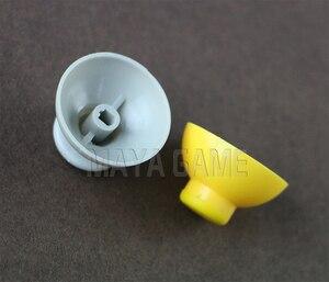 Image 2 - OCGAME 500 pz/lotto nuova sostituzione analogica del cappuccio del joystick sinistro e destro per controller NGC Gamecube (B)
