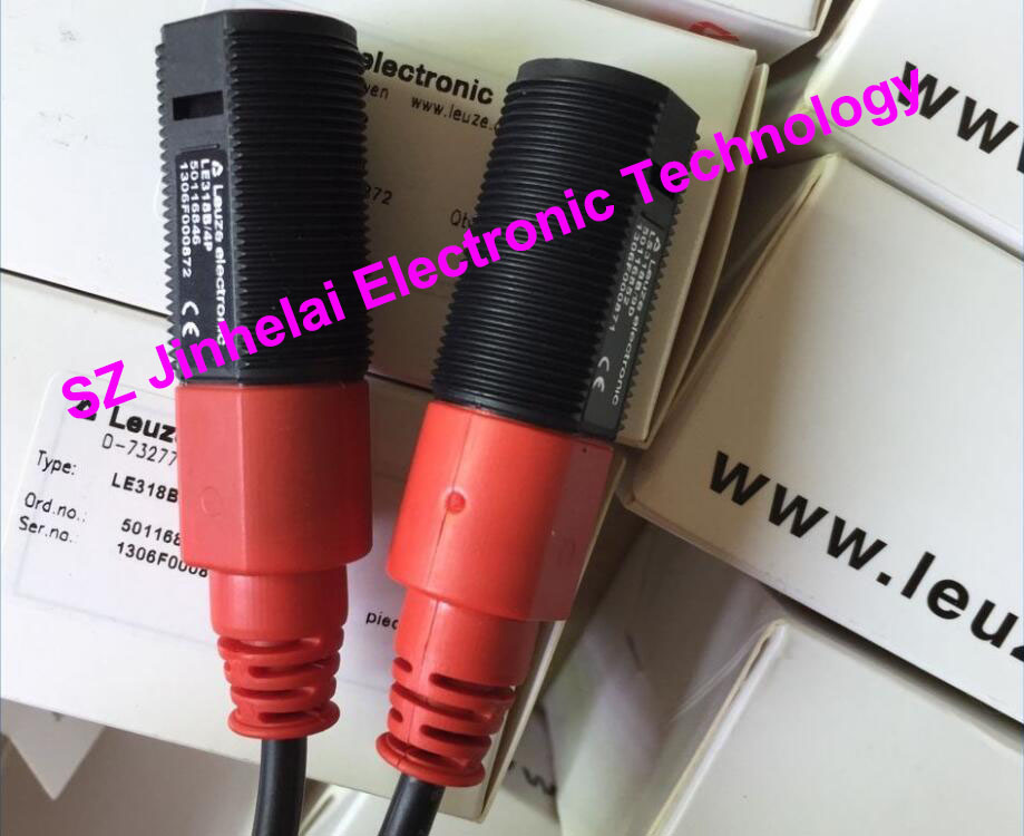 LS318B/9D+LE318B/4P New and original Germany LEUZE Photoelectric switch PNP hrtr 3b 2 7 new and original germany leuze photoelectric switch photoelectric sensor