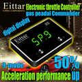 Automóvel Pedal Do Acelerador Eletrônico Controlador Do Acelerador Acelerador Reforço Comandante 9-Mode Para AUDI Q3 TODOS OS MOTORES 2012 +