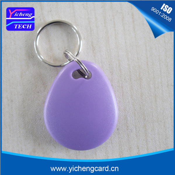 Free shipping 6pcs 13.56Mhz RFID Keyfobs Proximity Tags MF1K S50  Fudan08 Key Token NFC Smart Tag 3 colors for Access Control newest ktag v2 13 unlimited version high quality k tag master ecu programming tool k tag hardware v6 070 with free shipping