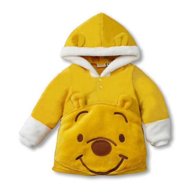 Retail Character Boy's Coats Hooded Coat Children's Hoodies Sweatshirts Tiger Kids Jackets 1pcs/lot