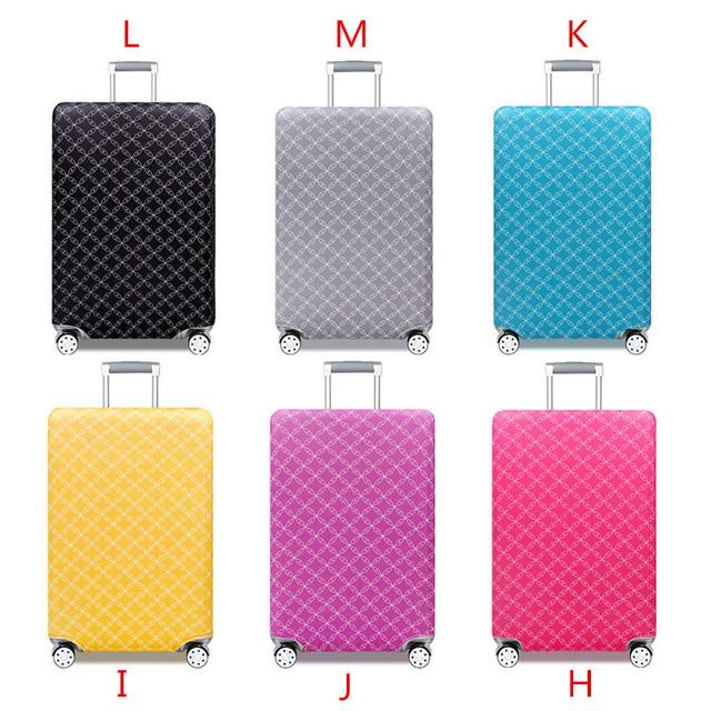 Travel Thicken Elastic Suitcase Cover Dustproof Wear Waterproof