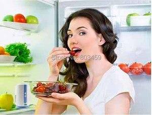Image 5 - Casa saúde geladeira frutas legumes alimentos sapato guarda roupa carro o3 ionizador desinfetar gerador de ozônio esterilizador purificador de ar fresco