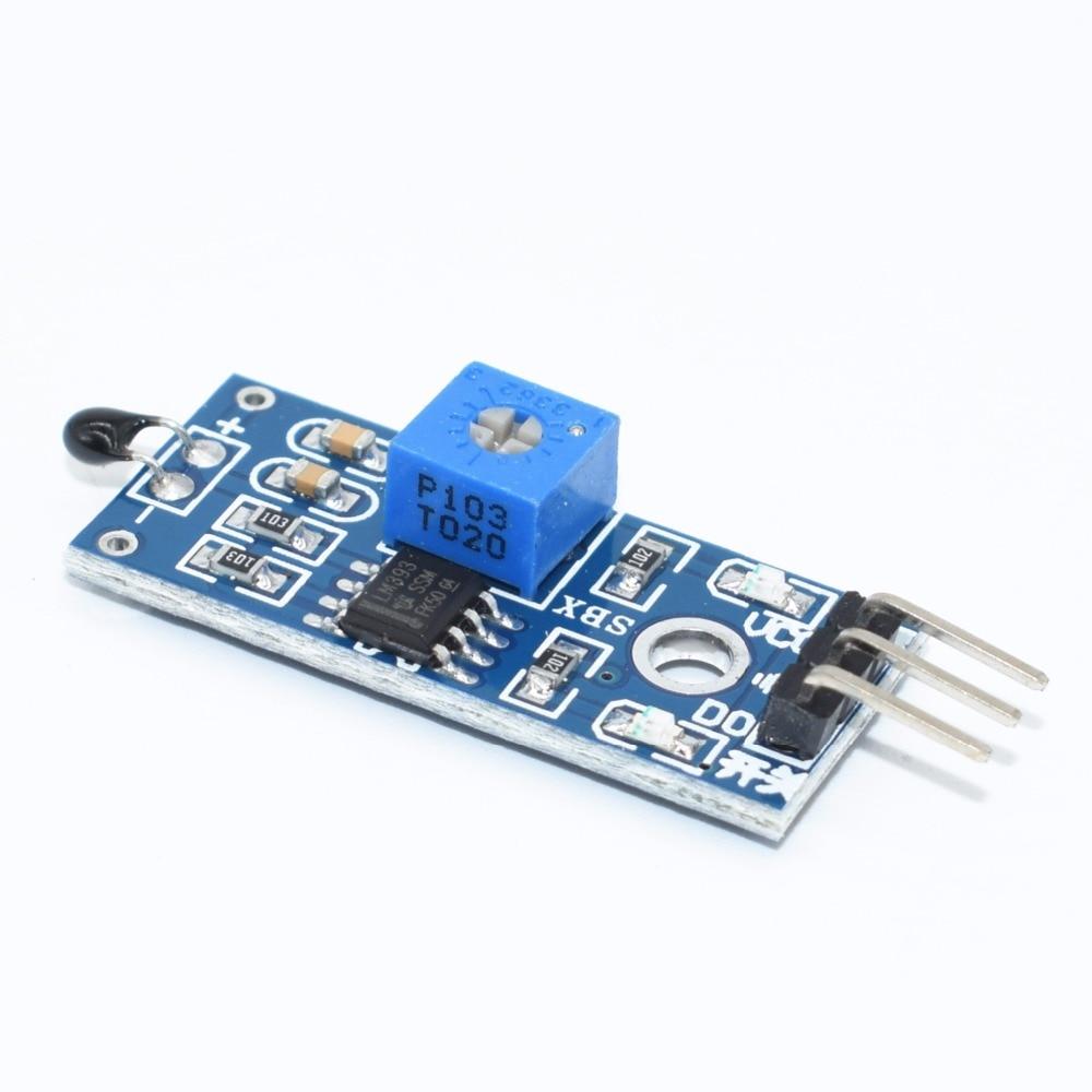 Thermistor Temperature Sensor Module Thermal Sensor Module Thermal Sensors DO The Digital Output/temperature Control Switch