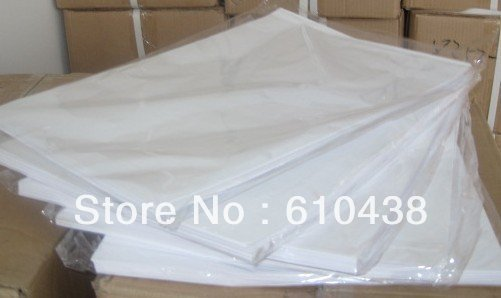 FREE SHIPPING ! A3 SIZE SUBLIMATION PAPER FOR HEAT PRESS