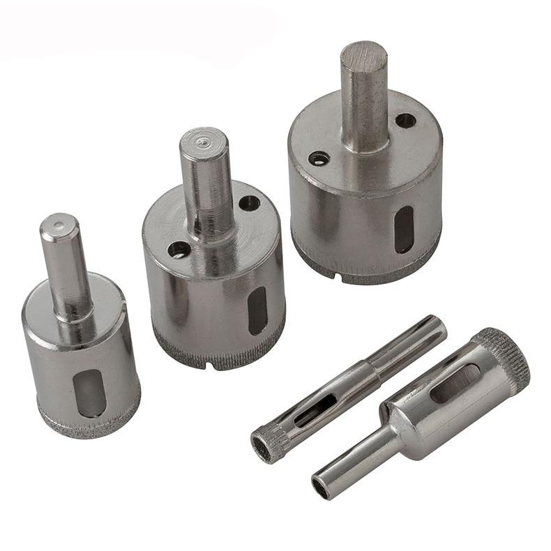 3-20 mm Diamond Coated Hole Saw Core Drill Bit Tile Marble Glass <font><b>Ceramic</b></font> Metal Drilling <font><b>Ceramic</b></font> Power Tool Accessories