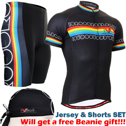 ФОТО 100% Polyester 2016 New Man Summer Cycling Jersey Short Sleeve Cycling Clothing Breathable Comfortable Cycling Cycle Set