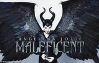 Maleficent Крым Angelina Jolie темная ведьма косплэй queen Костюм Малифисенты крылья