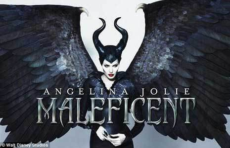 Maleficent Crimea Angelina Jolie dark witch cosplay queen costume Maleficent  wings