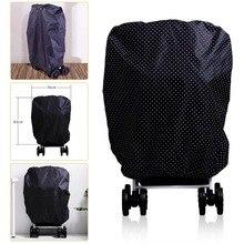 Высококачественный чехол для детской коляски Универсальный водонепроницаемый чехол от дождя и пыли защита от ветра аксессуары для коляски защита для хранения