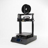 Ortur 3d принтеры комплект с обновлением углерода сталь + мягкие магнитный коврик построить поверхности пластины и 360 Вт 110 В/220 В переключаемый