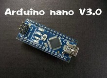 Freeshipping! 100 ШТ./ЛОТ Nano 3.0 контроллер, совместимый для arduino nano БЕЗ КАБЕЛЯ