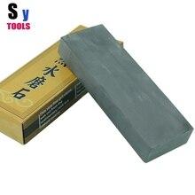 Messer polieren schleifstein natürliche Oilstone für Öffnung rand küche kinife Feinen schleifstein 150*52*19mm