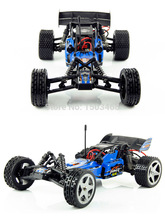 Free shipping 35cm 1:12 WLtoys Brushless motor Shaft Drive Trucks High speed RC stunt  Race car Toys for Kids Gift DIY car Model