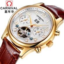 Masculino Watch Clock CARNIVAL