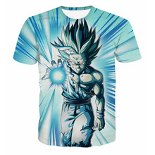 2017 Graphic Dragon Ball Shirts NEWEST STYLES