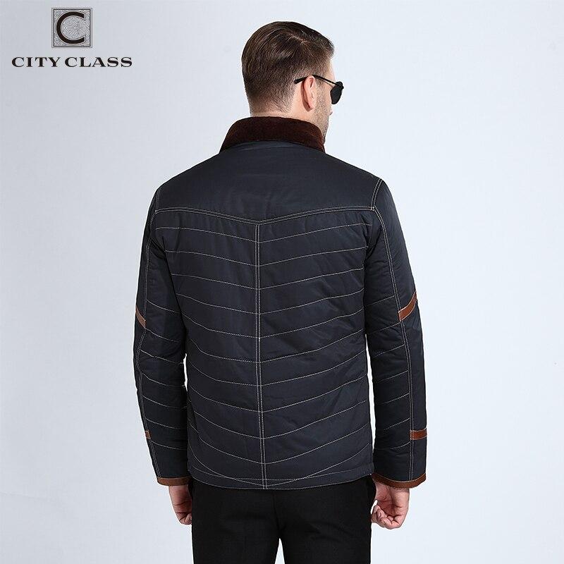 CITY CLASS ახალი სქელი თბილი - კაცის ტანსაცმელი - ფოტო 4