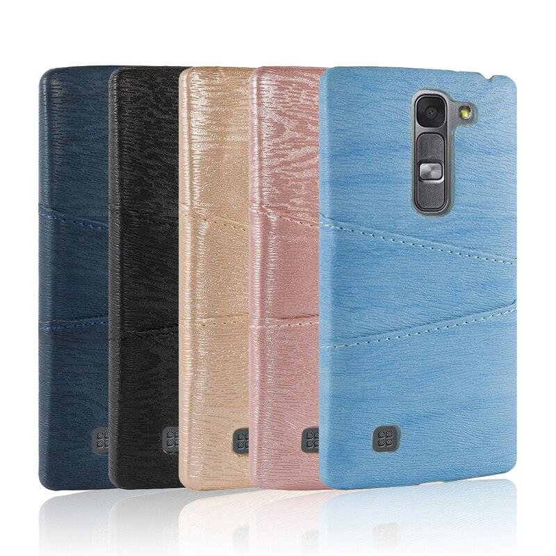 De luxe Pu En Cuir Téléphone Sac Pour LG Magna H502F H500F H525N C90 D'affaires Portefeuille Cas Pour LG G4 Mini G4C téléphone Cas Fente Pour Carte Cas