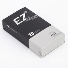 EZ Tattoo Needles Revolution Cartridge #12 (0.35mm Needle) Round Liner X(7mm) Taper RC1203RLT RC1205RLT 20 Pcs /lot