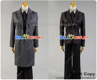 Fate Zero Cosplay Emiya Kiritsugu Costume Coat H008