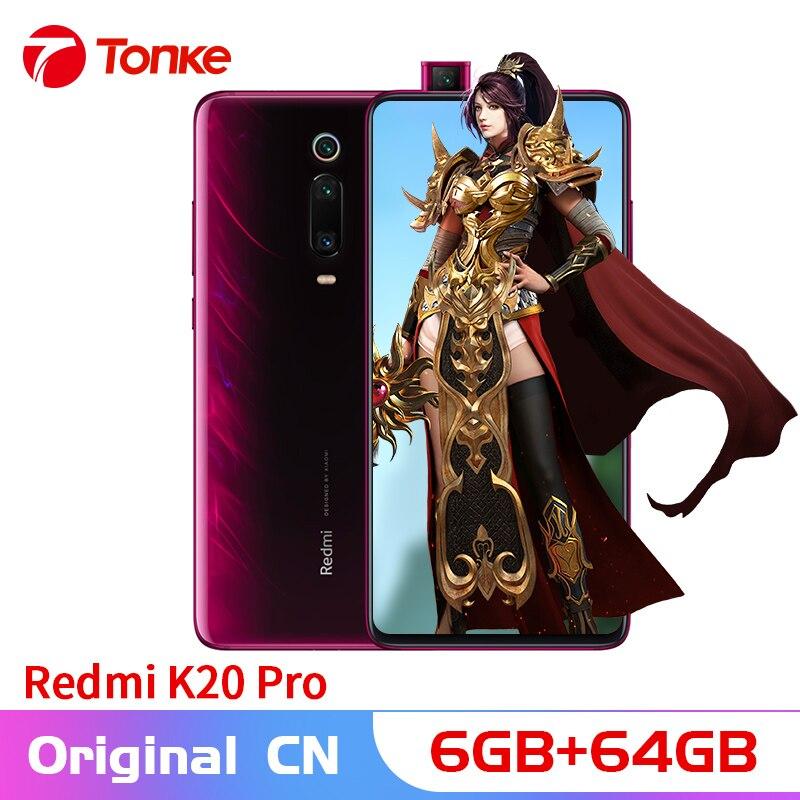 Rom Original Xiaomi Redmi 64 K20 Pro 6GB de RAM GB ROM Snapdragon 855 Núcleo octa 6.39