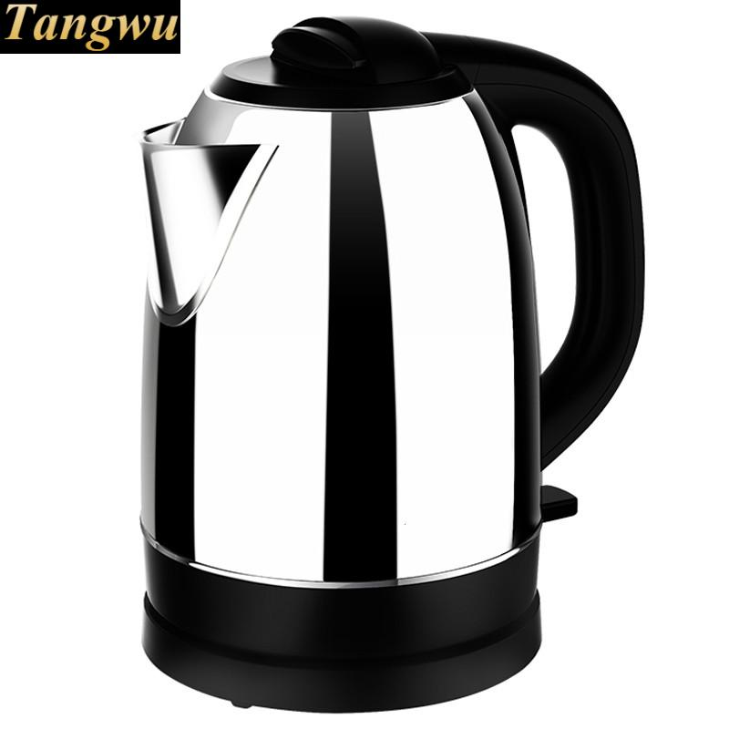 все цены на electric kettle has a 1.7 liter boiling water 304 stainless steel automatic quick pot онлайн