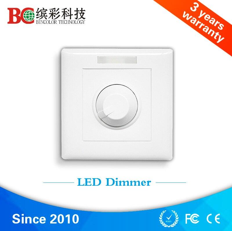 constant voltage pwm 10a led dimmer manual switch cv led dimmer 12v for led s. Black Bedroom Furniture Sets. Home Design Ideas
