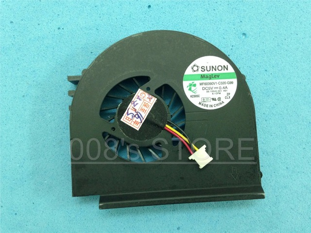 New Laptop CPU Cooling Cooler Fan For DELL Inspiron 15RD N5110 M5110 ...