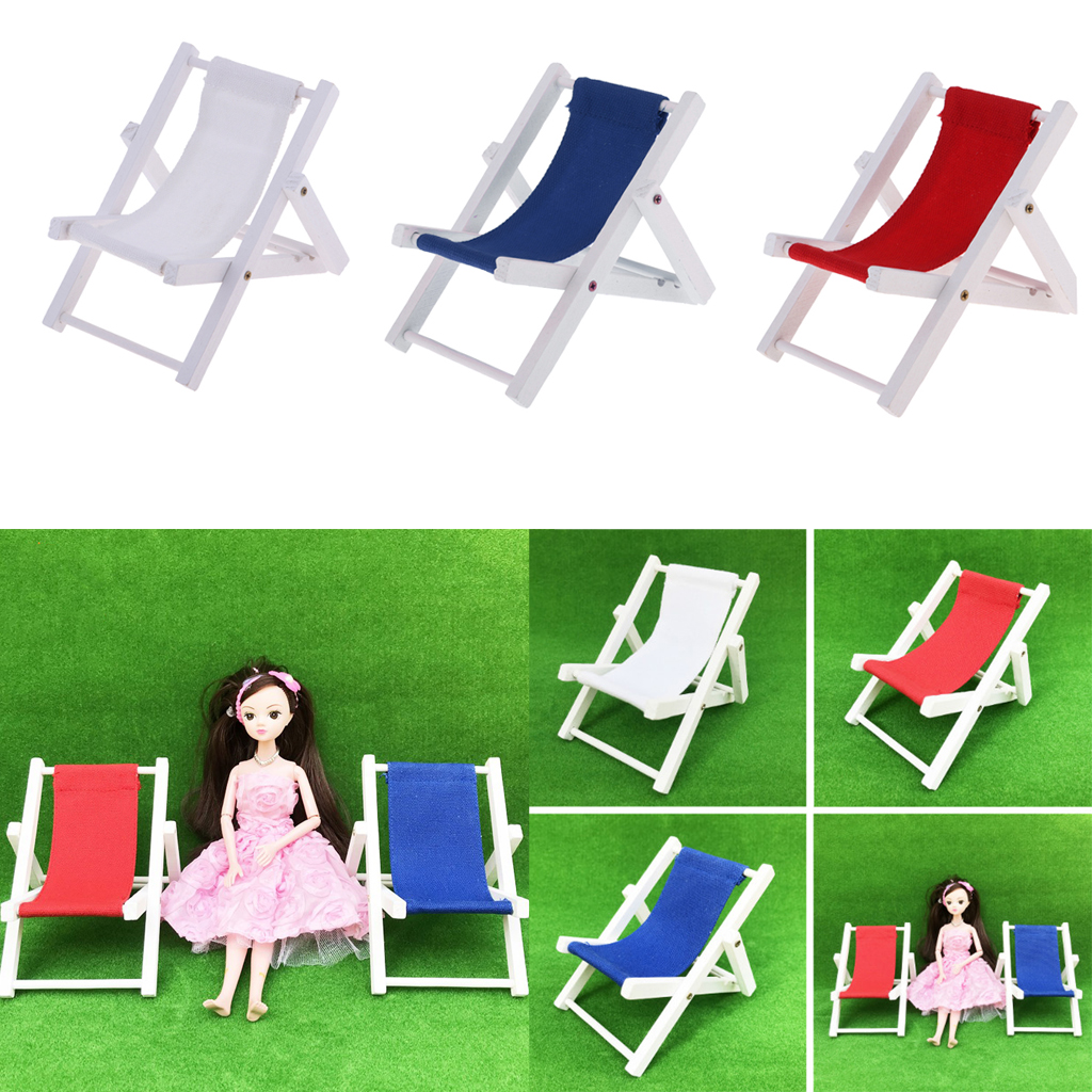 2 PCS 1//6 Scale Stand Support Display PVC folding Chair For BJD HOT Toys