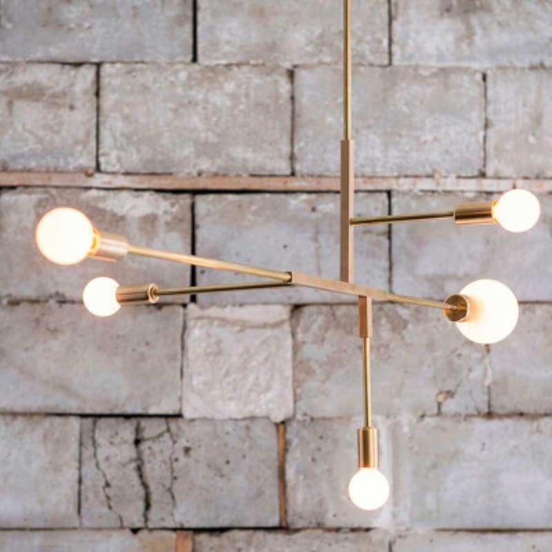 все цены на Modern Creative Concise Art Style Pendant Light Livingroom Study Bedroom Restaurant Cafe Decoration Lamp Free Shipping