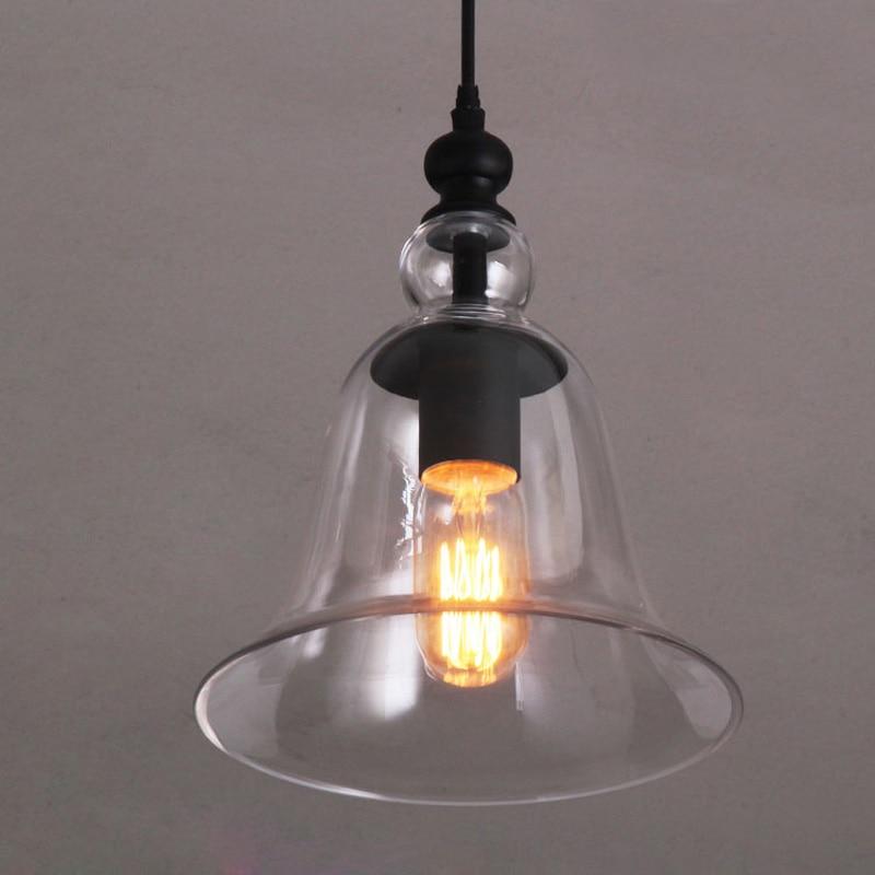 Italy Vintage Cook Pendant Light Glass Kitchen Lights