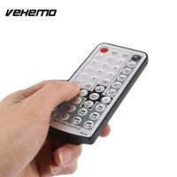 Vehemo NTSC 9inch TV Car Monitor TV Signal Car TV Car Speaker Portable Reverse Monitor