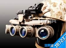 FMA Set combination Tactical Airsoft GPNVG 18 NVG Model Plastic L4G24 NVG Mount(China)