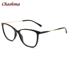 Chashma Acetate Eyewear Prescription Myopia Glasses for Women Big Circle Rimmed Quality Spectacle Clear Lenses Progressive